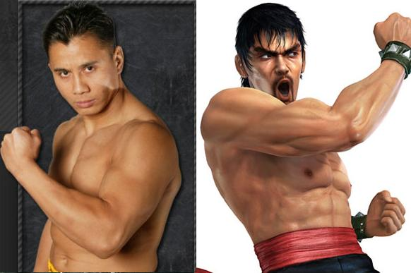 Tekken Movie 2009 The Cast And Characters Fanbelt